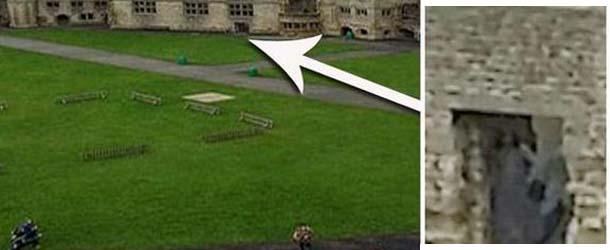 fantasma castillo dudley - Pareja británica fotografía el fantasma de Dorothy Beaumont en el castillo de Dudley