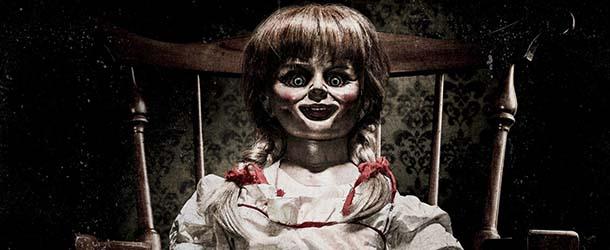 """fenomenos paranormales annabelle - Revelan fenómenos paranormales durante el rodaje de la película """"Annabelle"""""""