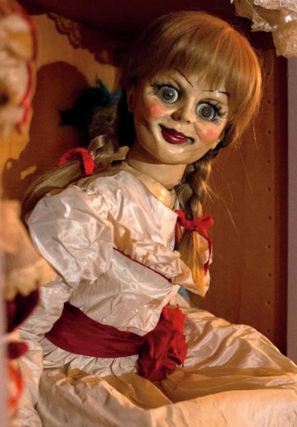 "fenomenos paranormales rodaje annabelle Revelan fenómenos paranormales durante el rodaje de la película ""Annabelle"""