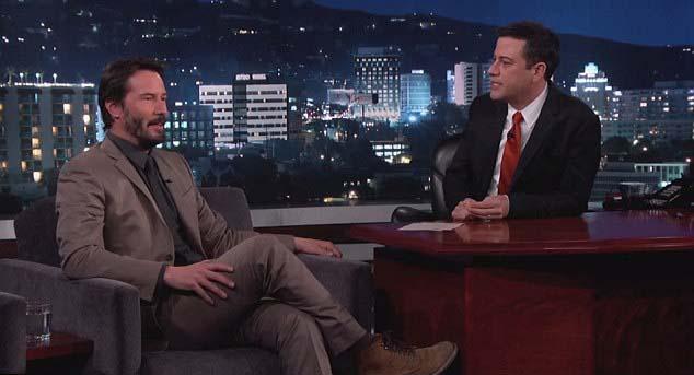 Resultado de imagen de Keanu Reeves encuentro con un fantasma