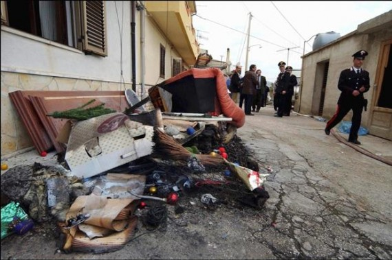 misteriosos incendios sicilia Los misteriosos incendios sin explicación vuelven a Sicilia