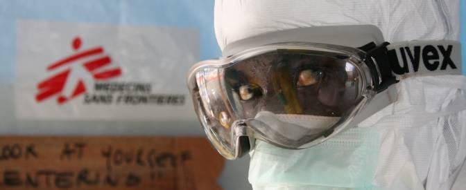 Virus ébola conspiración global