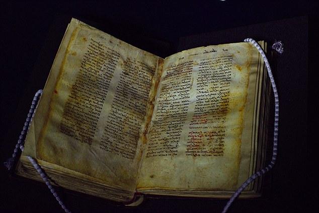 Antiguos manuscritos Jesús María Magdalena