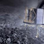 ¿Hay una base extraterrestre en el interior del cometa de Rosetta?