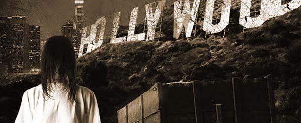 fantasma hollywood - El fantasma del cartel de Hollywood