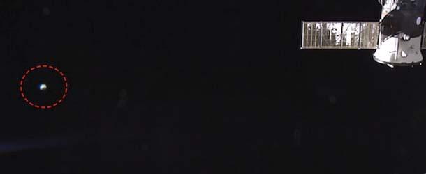 nasa iss ovni - La NASA corta la transmisión en directo desde la Estación Espacial Internacional después del avistamiento de un OVNI