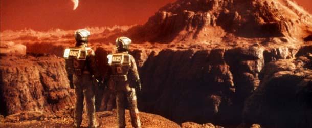 Humanos caminando en Marte afirmado por la NASA