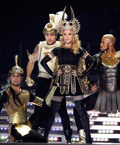 Canción Madonna expone Illuminati