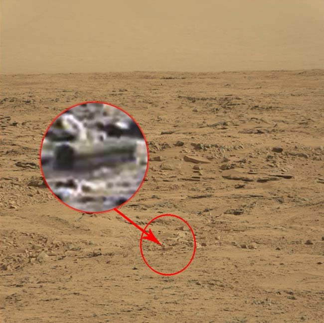 Ataúd Marte