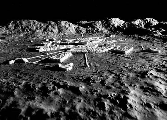 bases extraterrestres luna - ¿Existen bases extraterrestres en la cara oculta de la Luna?