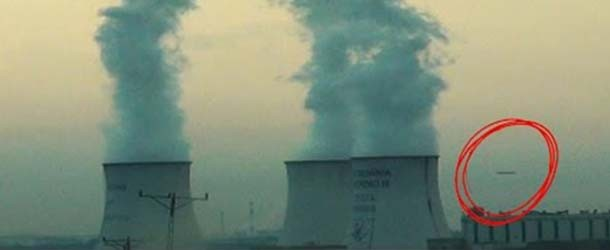 Director de una central nuclear francesa confirma el avistamiento de un OVNI sobre sus instalaciones