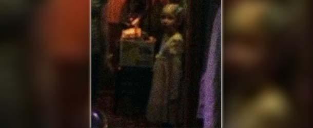 fantasma al capone - Fotografían el fantasma de una niña en uno de los restaurantes predilectos de Al Capone