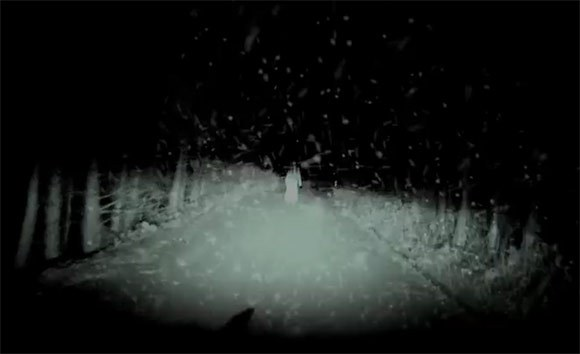 Fantasmas carretera