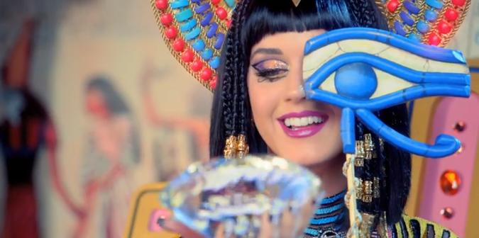 Katy Perry bruja satánica Illuminati