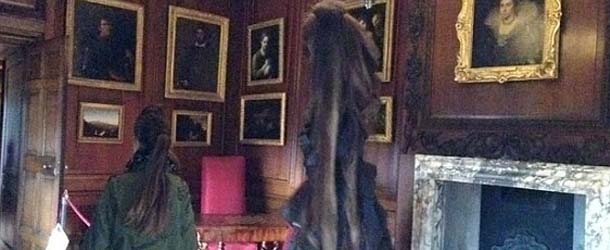 fantasma dama gris hampton court - Fotografían el fantasma de la Dama Gris en el Palacio de Hampton Court