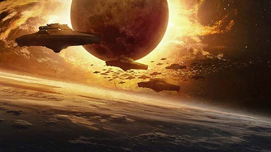 FDI invasion extraterrestre