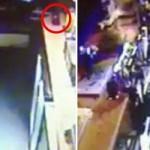 Cámaras de seguridad graban fenómenos sobrenaturales en un pub británico