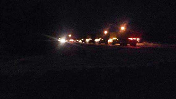 lago winnipeg ovni - Ejército canadiense prohíbe el acceso al lago Winnipeg después de la caída de un OVNI