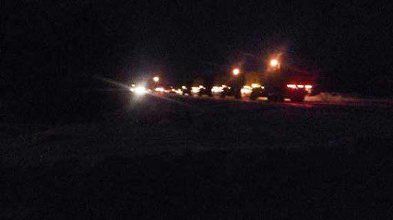 lago winnipeg ovni - Ejército canadiense cierra el lago Winnipeg después de la caída de un OVNI
