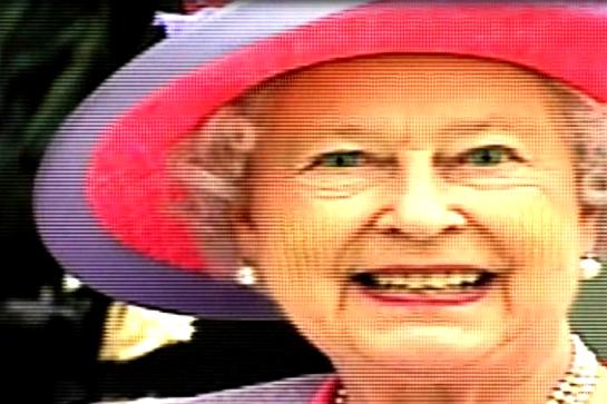 Miembros Familia Real Británica extraterrestres