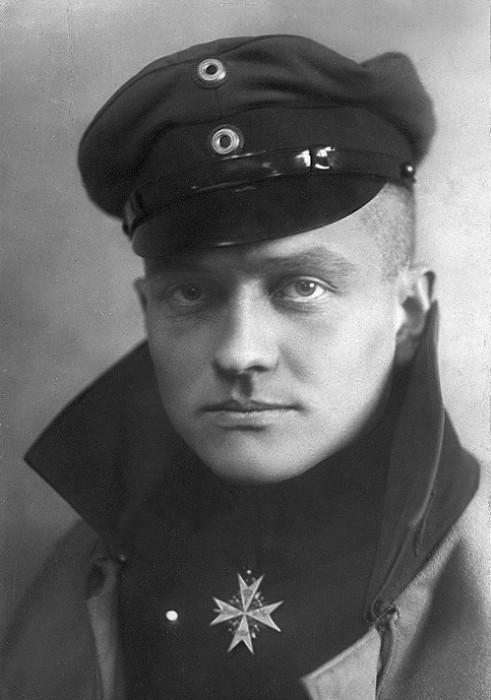 Barón Rojo ovni Primera Guerra Mundial