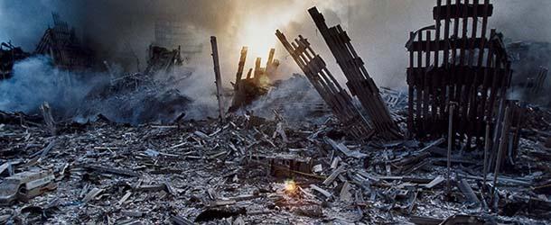 fantasma atentados 11s - Sargento de policía afirma haber visto un fantasma entre los escombros de los atentados del 11S