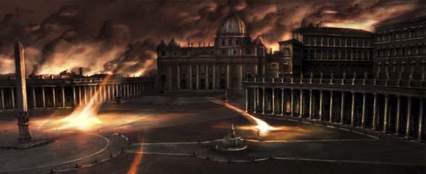 papa francisco apocalipsis - El Papa Francisco anuncia la llegada del apocalipsis