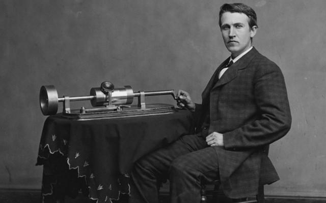 Thomas Edison dispositivo comunicarse espíritus