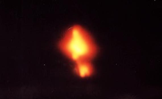 Fenómeno misteriosas luces Islas Ibicuy
