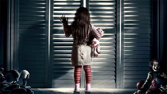 Fenómenos paranormales Poltergeist