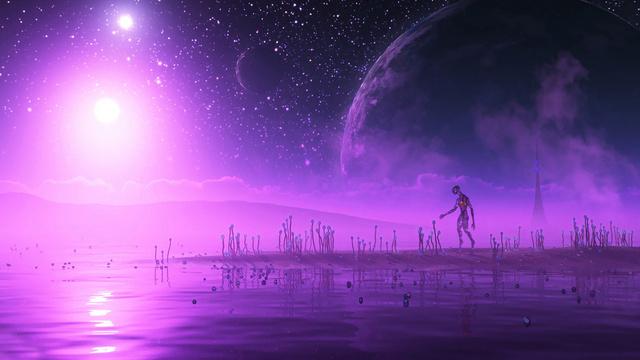 NASA contacto extraterrestre