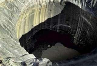objeto metalico crateres siberia 320x220 - Desaparece un equipo de investigación al descubrir un objeto metálico en el interior de uno de los cráteres de Siberia