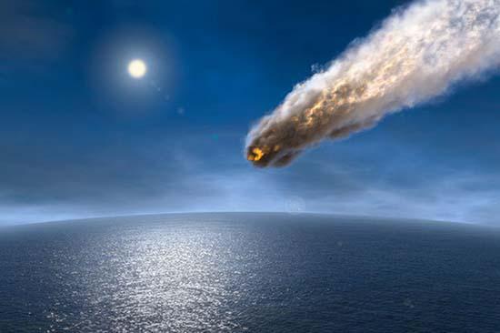 Asteroide extinción masiva