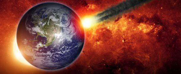 cometa dirigiendo peligrosamente tierra - Un cometa de unos 4 kilómetros de ancho se podría estar dirigiendo peligrosamente hacia la Tierra
