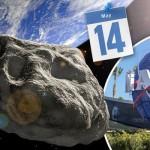 Medios ingleses aseguran que un enorme asteroide podría impactar contra al Tierra en 48 horas causan...