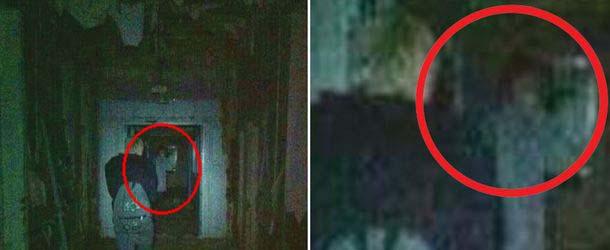 Fotografían la figura fantasmal de un médico en un hospital psiquiátrico abandonado de Inglaterra