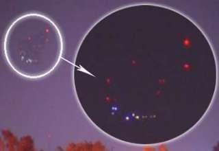 inexplicable formacion luces sobre san diego 320x220 - Inexplicable formación de luces aparece sobre San Diego