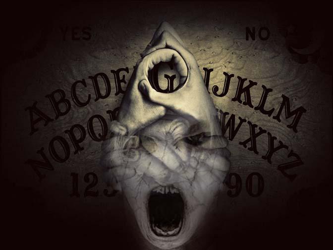 Invocar demonios ouija