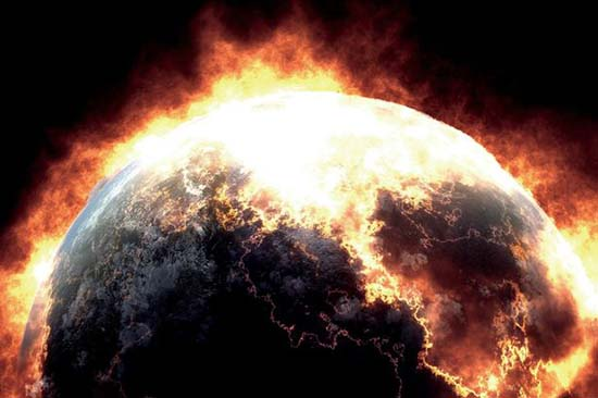Asteroide causará extinción masiva