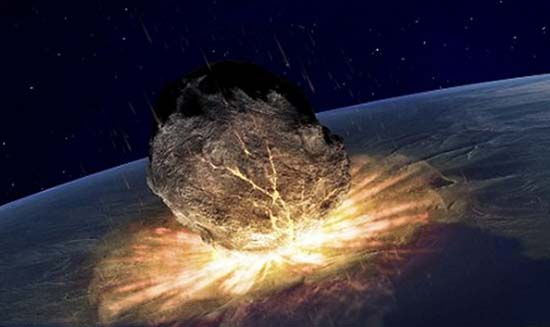 asteroide extincion masiva tierra septiembre 2015 - Todo lo que necesitas saber sobre el asteroide que causará una extinción masiva en la Tierra en septiembre de 2015