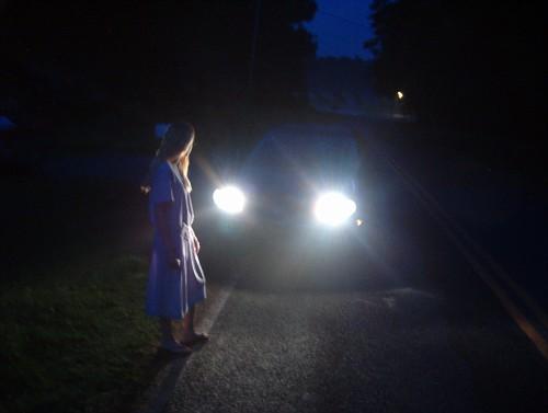 autoestopistas fantasmas - Encuentros con autoestopistas fantasmas