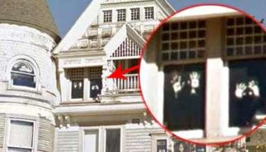casa embrujada google street view 384x220 - Venden la famosa casa embrujada descubierta en Google Street View