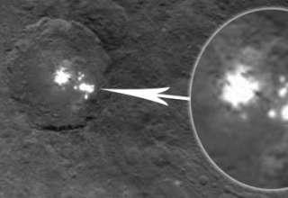 ciudades extraterrestres ceres 320x220 - Imágenes de la NASA muestran la existencia de ciudades extraterrestres en el planeta Ceres