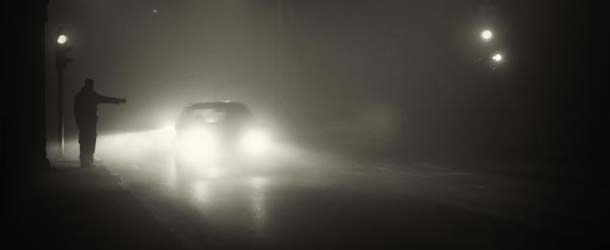 Encuentros con autoestopistas fantasmas