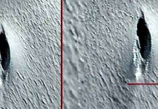 google earth ovni antartida 320x220 - Descubren en Google Earth un gran OVNI que se estrelló en la Antártida