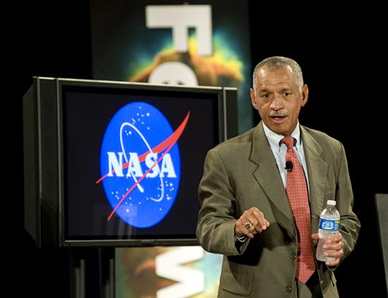 Jefe NASA vida extraterrestre
