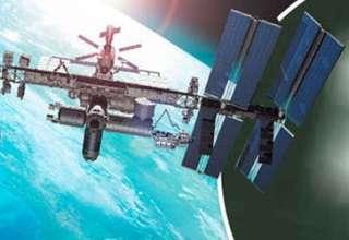 nasa estacion espacial internacional ovnis 320x220 - La NASA vuelve a cortar la señal de video de la Estación Espacial Internacional después de la aparición de varios ovnis