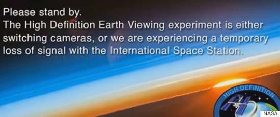 nasa senal video ovnis - La NASA vuelve a cortar la señal de video de la Estación Espacial Internacional después de la aparición de varios ovnis