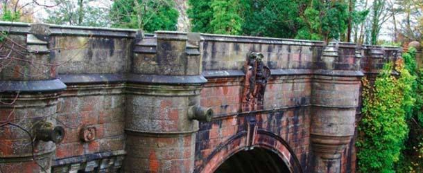 perros puente overtoun - Una investigación asegura que un espíritu obliga a que los perros se suiciden en el puente Overtoun