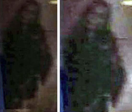 Aterradora mujer fantasmal Gran Premio Abu Dabi